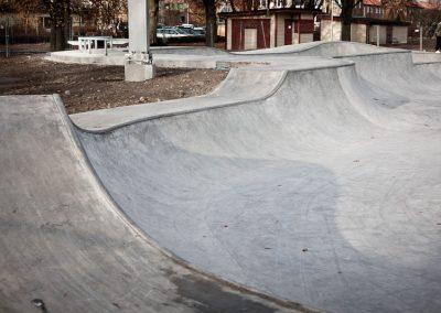 Trelleborg Skatepark © Nils Svensson
