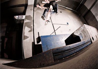 Eniz Fazliov / 360 flip / © Nils Svensson
