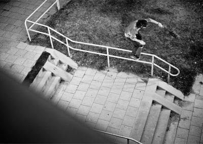 Hugo Liard / boardslide / © Nils Svensson