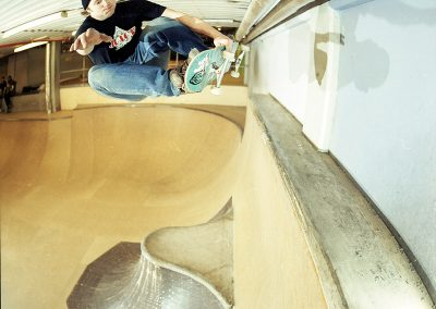 Jmag in the small bowl when it was new. Photo Nils Svensson.
