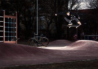 Jacob Ovgren / fs flip / © Nils Svensson