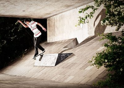Jerome Campbell / bs smithgrind / © Nils Svensson