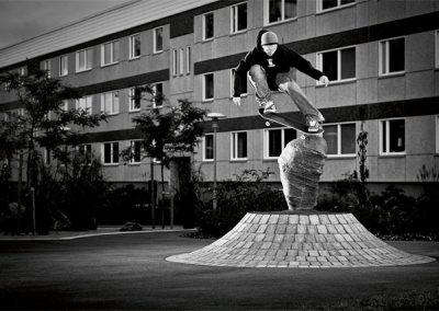 Johan Linö Waad / nosebump / © Nils Svensson
