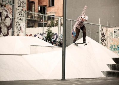 Pontus Alv / bs tailslide / © Nils Svensson