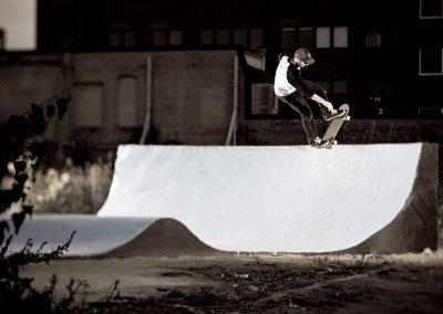 Stefan Toth / Fs nosebluntslide / © Nils Svensson