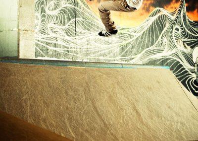 John Dahlquist, fs boneless 2011. Photo Nils Svensson.