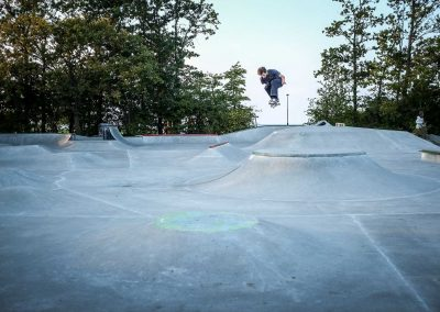 Daniel Rabia - Ollie - Photo Martin Ottosson